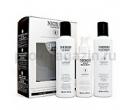 Nioxin 1 для тонких редеющих волос
