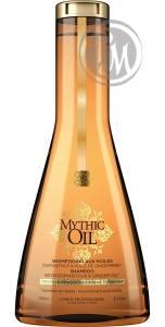 Loreal mythic oil шампунь для нормальных тонких волос 250мл ж