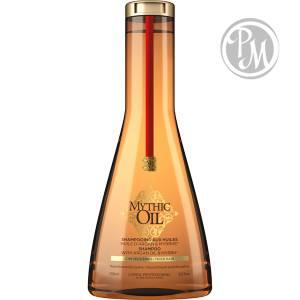 Loreal mythic oil шампунь для плотных волос 250мл.