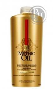 Loreal mythic oil шампунь для плотных волос 1000мл габ