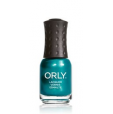 Orly 28654 мини лак для ногтей it's up to blue 5,4мл.
