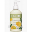 Cnd scensations лосьон для рук и тела citrus&green tea 245мл