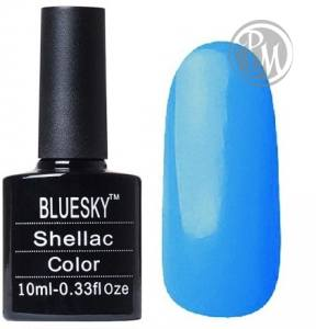 Bluesky shellac cerulean sea 10мл.