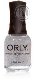 Orly 20483 лак для ногтей shine on crazy diamond 18мл.