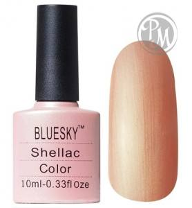 Bluesky shellac iced coral 10мл.