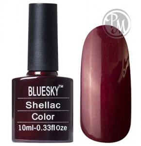 Bluesky shellac dark lava 10мл.