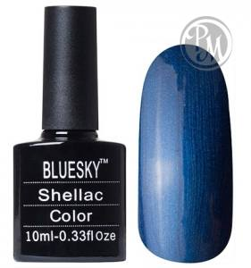 Bluesky shellac midnight swim 10мл.