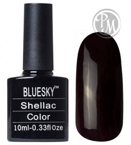 Bluesky shellac dark dahlia 10мл.