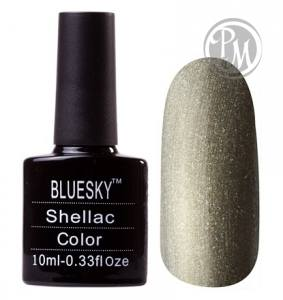 Bluesky shellac steel gase 10мл.