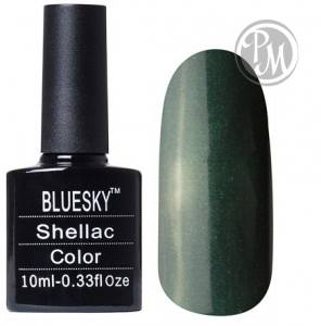 Bluesky shellac serene green 10мл.
