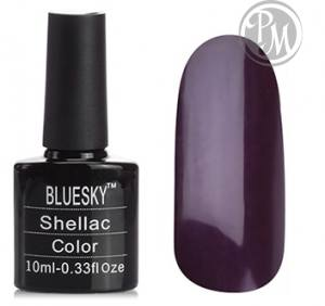 Bluesky shellac plum parsley 10мл.
