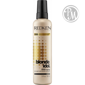 Redken blonde idol bbb-спрей 150мл