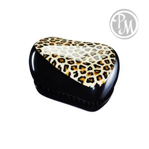 Tangle teezer compact styler collectables feline groovy ягуар щетка массажная для волос