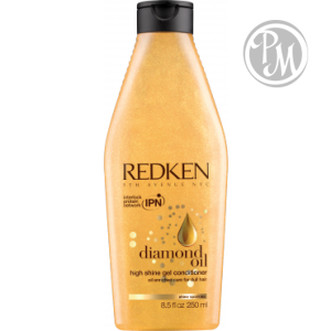 Redken diamond oil кондиционер high shine 250 мл