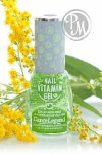Danсe legend лечение для ногтей nail vitamin gel new