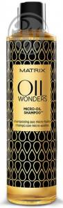 Matrix oil wonders шампунь 300мл