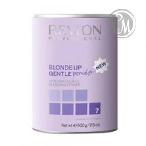 Revlon blonde up gentle пудра обесцвечивающая 500г