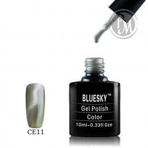 Bluesky shellac cat eye кошачий глаз 11 10мл.