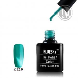Bluesky shellac cat eye кошачий глаз 19 10мл.