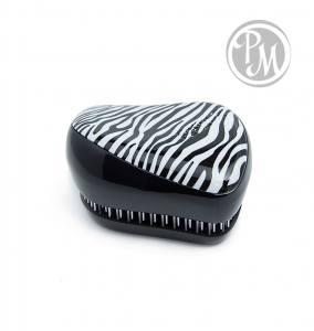 Tangle teezer compact styler collectables zebra зебра щетка массажная для волос